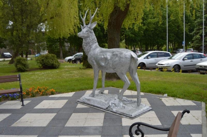 Pomnik Jelenia