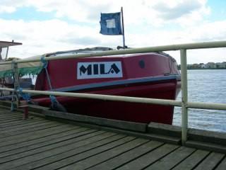 """Rejsy wycieczkowe statkiem """"Mila"""""""
