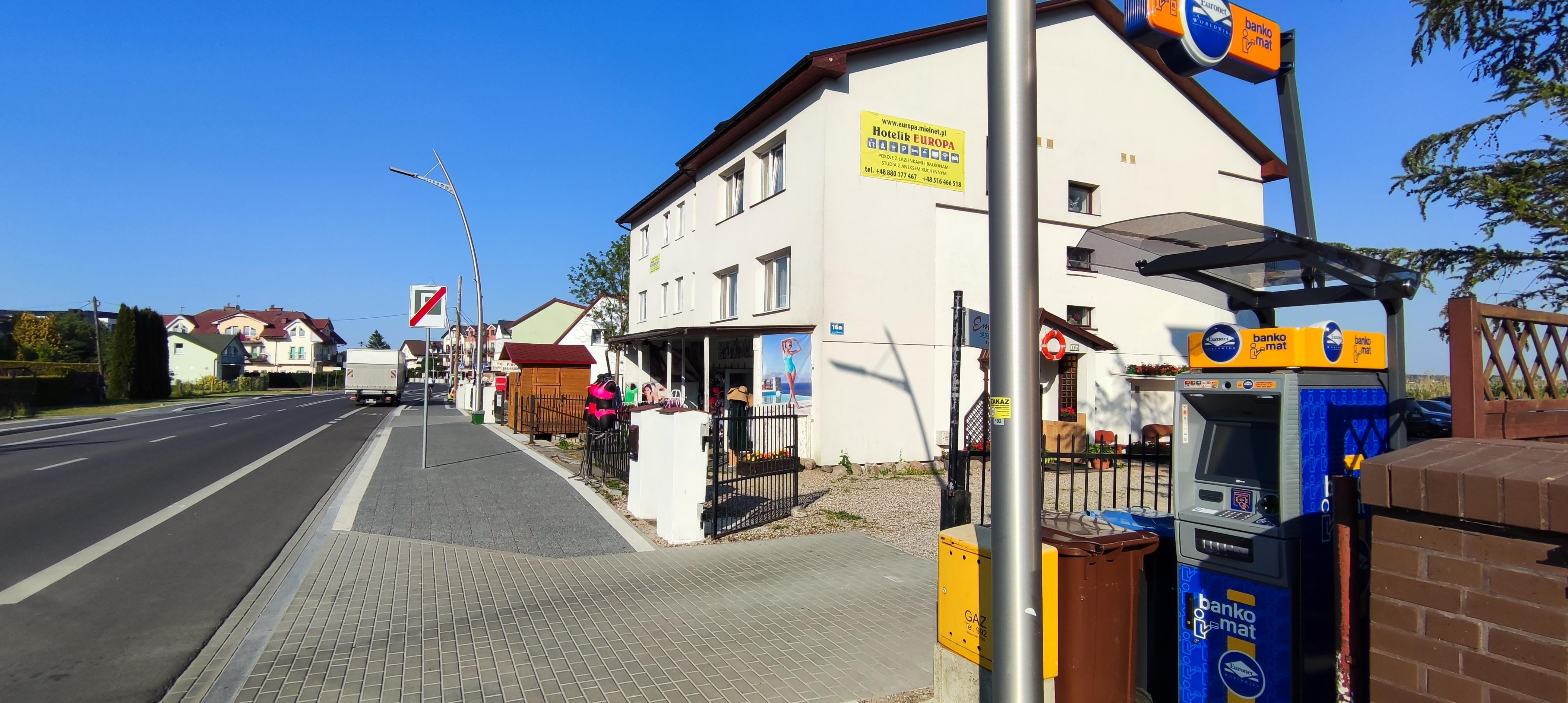 Hotelik Europa